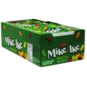 Mike and Ike Original Flavor Chewy Candy