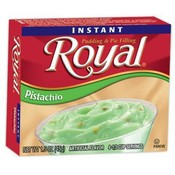 Royal Instant Pudding and Pie Filling Pistachio Wholesale Bulk