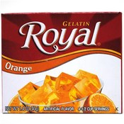 Royal Gelatin Orange Wholesale Bulk