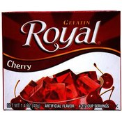 Royal Gelatin Cherry Wholesale Bulk