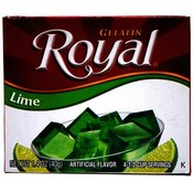 Royal Gelatin Lime Wholesale Bulk
