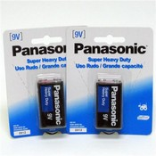 Panasonic Heavy Duty 9V Battery 1 Pack
