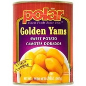 Polar Sweet Yams in Light Syrup