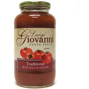 Giovanni Pasta Sauce Traditional