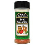 Spice Supreme Soul Seasoning
