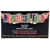 Mystical Fire Flame Colorant Packet Lasts 1 Hour