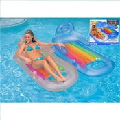 "King Kool 63"" Inflatable Lounge By Intex"