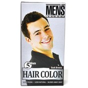 Nu Pore Men&#39;s Select Hair Color Dark Brown