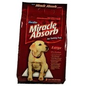 Miracle Absorb Pet Train 'Wee Wee' Pads Wholesale Bulk