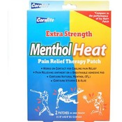 Coralite Cold & Hot Pain Patch w/ Aloe