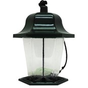 Bird Feeder by Heath - Plastic Lantern design - 6 Port