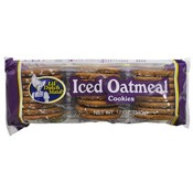 Dutchmaid Iced Oatmeal Cookies