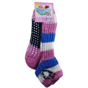 Womens Winter Socks CABLE KNITS Non-slip Premium wear in assorted colors Wholesale Bulk