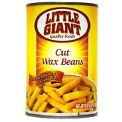 Little Giant Cut Wax Beans