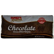 Family Gourmet Chocolate Wafer Cookies
