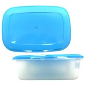 Rectangular Fresh Saver Food Container 80 oz