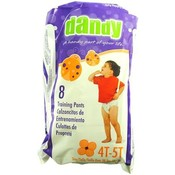 Dandy XLarge Pull On Training Pants 4T-5T 38+ lbs Wholesale Bulk