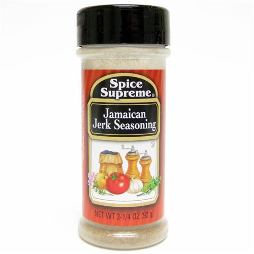 Use Spice Supreme Jamaican Jerk Seasoning to accent your ...