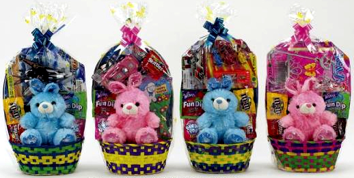 Easter GIFT BASKET - Small Assorted [921025]