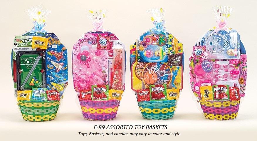 Easter GIFT BASKET - Medium Assorted [921026]