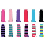 Women's Plush Toe Socks 1 Pk