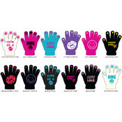 Ladies Non-Skid Magic Gloves