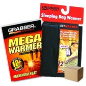 Cozy Fleece Sleeping Bag Warmer w/Grabber Warmer