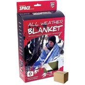 Original Space Brand All Weather Blanket: Olive