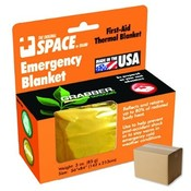 SPACE Super-Insulating Emergency Blanket Gold