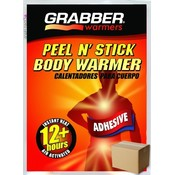 Grabber 12 Hour Adhesive Peel N' Stick Body Warmer