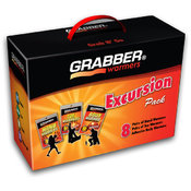 Grabber Excursion Multi-Pack Warmer Box