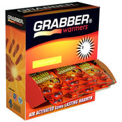 Grabber 7+ Hour Hand Warmer 120ct Display