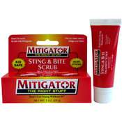 Mitigator Sting &amp;amp; Bite Scrub- 1oz Tube