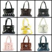 Brand New Ladies Fashion Handbag, 50 pcs