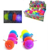 Light Up Caterpillar Puffer