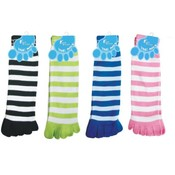 Ladies Toe Socks