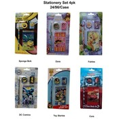 Disney Stationary Set - 4 Piece Wholesale Bulk