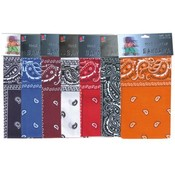Bandanas Assorted Colors