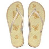 Bamboo Flip Flops