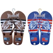 Men&#39;s Eagle Flip Flops