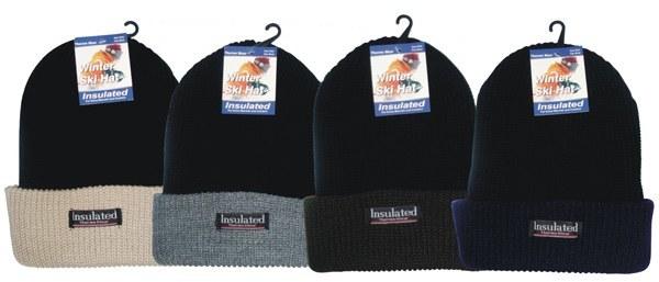 Insulated Winter Ski Hats [1226435]