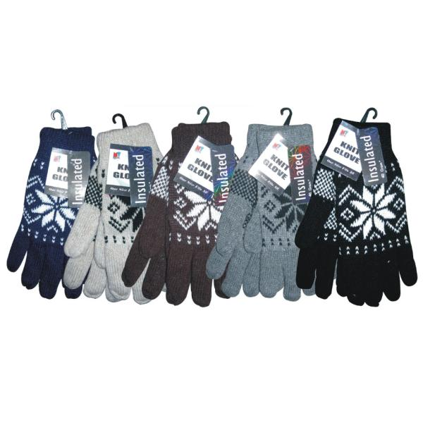 Wholesale Knit Gloves - Bulk Knit Gloves - Women's Knit Gloves