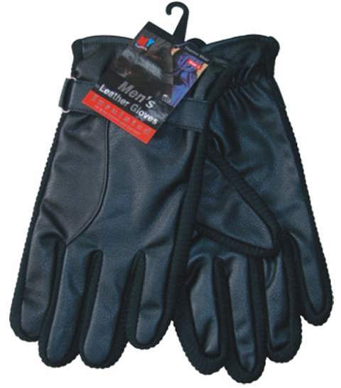 Mens LEATHER GLOVES (1216976)