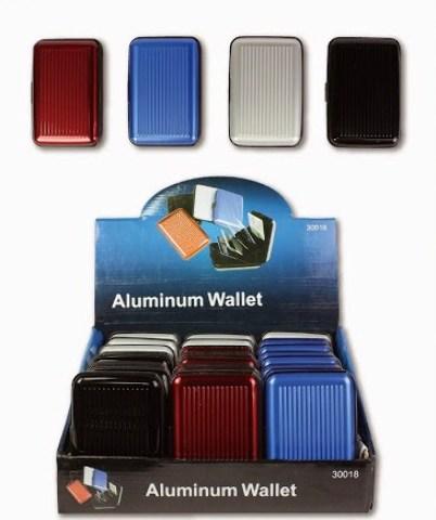 As Seen on TV Aluminium Wallets (1895838)