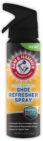 Arm & HAMMER? Shoe Refresher Spray 4 Oz [2124875]