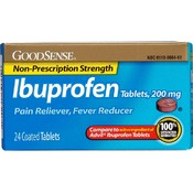 Good Sense Ibuprofen Tablets 200 Mg