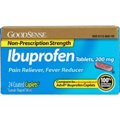 Good Sense Ibuprofen 200 Mg Caplets