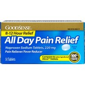 Good Sense All Day Pain Relief Naproxen Sodium Tabs 220 Mg