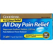 Good Sense All Day Pain Relief Naproxen Sodium Caps 220 Mg