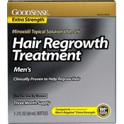 Good Sense Minoxidil 5% Hair Regrowth For Men